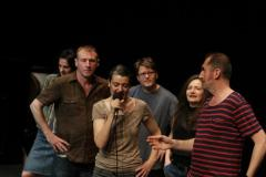 Forced Entertainment (Великобритания) Авиньонский театральный фестиваль