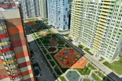 Жилой комплекс на Базовской улице