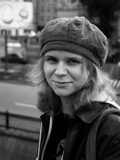 Марина Зенкина