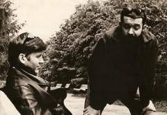 Юрий Погребничко и Юрий Кононенко. Фото с сайта Colta.ru