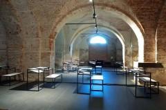 Флигель «Руина» Музея архитектуры.